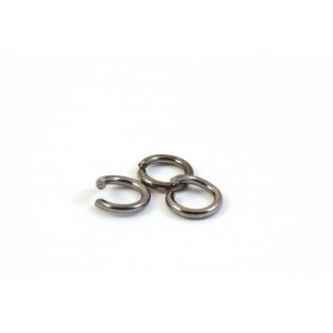4MM JUMPRING BLACK NICKEL (PACK OF 100)