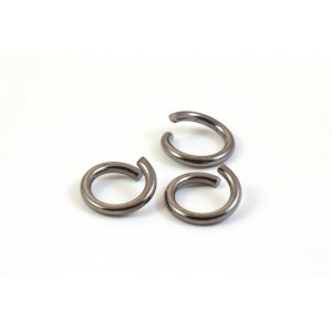 10MM JUMPRING BLACK NICKEL (PACK OF 50)