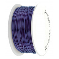 Fils 24 ga. Artistic Wire Dark Blue