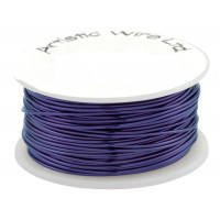 Fils 28 ga. Artistic Wire Dark Blue