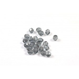 Facette 3mm gris transparent