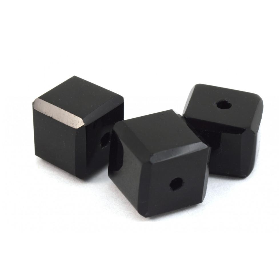 glass cube 8mm noir vcu8. Black Bedroom Furniture Sets. Home Design Ideas