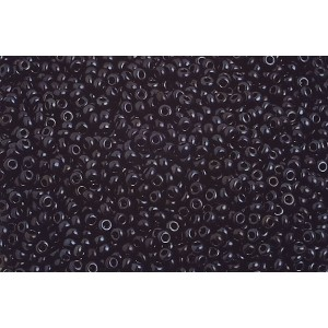 SEED BEAD NO. 10 OPAQUE BLACK
