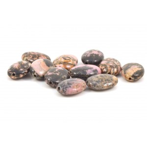 OVAL RHODONITE 14X10MM