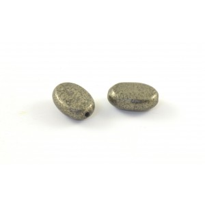 OVAL PYRITE 14X10MM