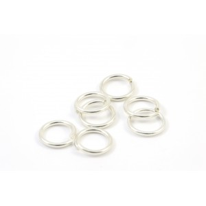 8MM JUMPRING STERLING SILVER .925