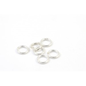 6MM JUMPRING STERLING SILVER .925
