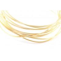 Fil 24 gauge gold-filled