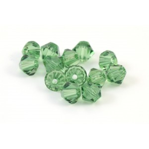BICONE SWAROVSKI (5328) 3MM ERINITE