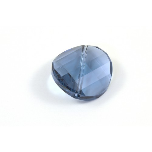 Bille twist Swarovski (5621) 22mm denim blue