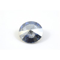 RIVOLI SWAROVSKI (1122) 12MM CRYSTAL BLUE SHADE