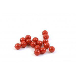 SWAROVSKI PERLES (5810) RONDE 4MM RED CORAL