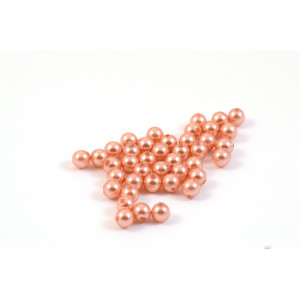 SWAROVSKI PERLES RONDE (5810) 3MM ROSE PEACH