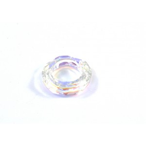 Swarovski cosmic ring 14 mm crystal ab (4139)