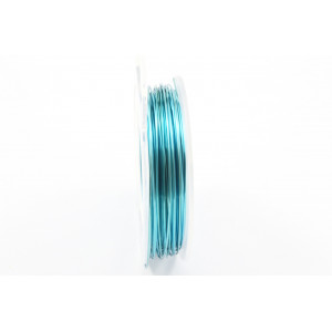 Fils 20 gauge Artistic wire, Ice blue