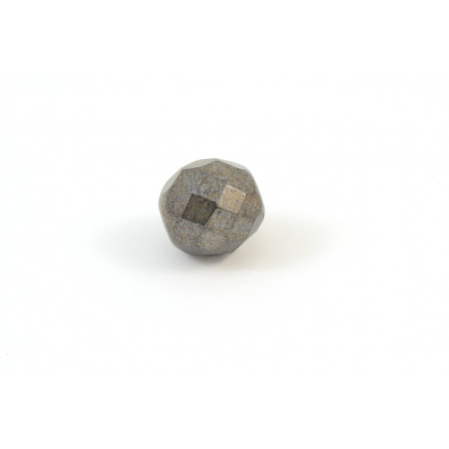 Facette hematite 10mm