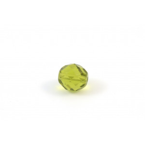 Facette olivine 10mm