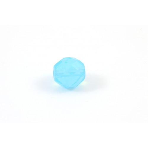 Facette aqua opal 10mm