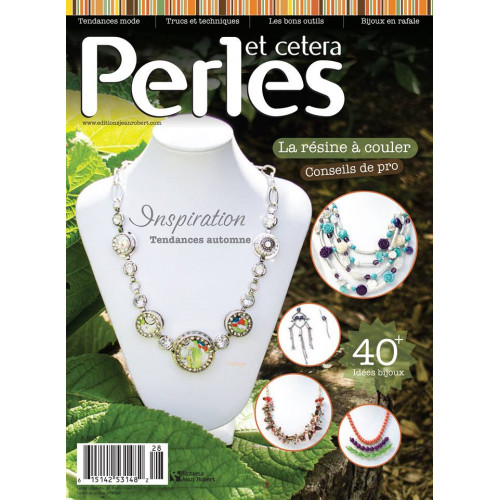 Magazine : Perles et cetera #28