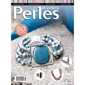 DISCONTINUÉ-  Magazine : Perles et cetera #33*