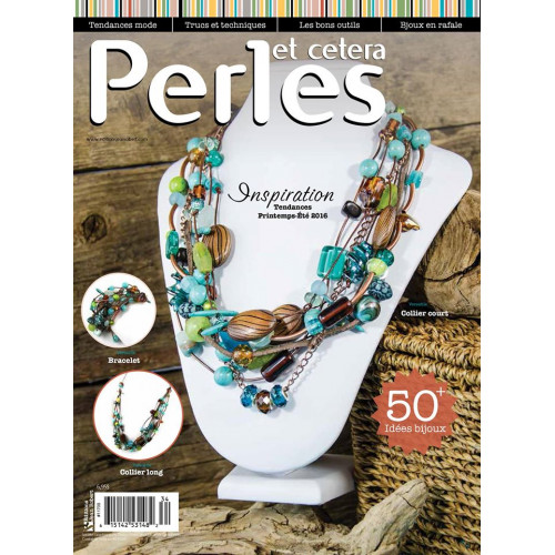 Magazine : Perles et cetera #34