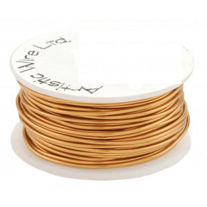 Fils 18 ga. Artistic Wire , Naturel
