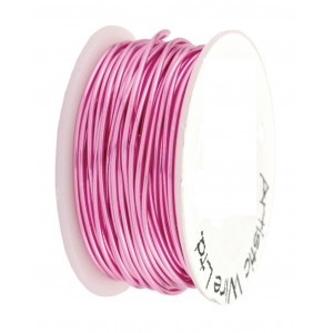Fils 20 gauge Artistic wire, Rose